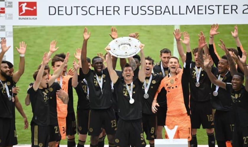 Germania – Bundesliga, etapa 33 și etapa 34: rezultatele și marcatorii
