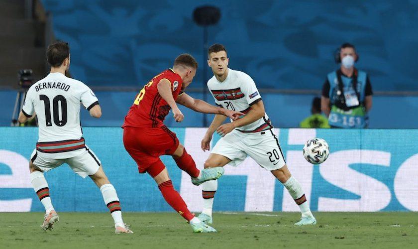 Optimi de finală: Belgia – Portugalia 1-0, campioana europeană en-titre pleacă acasă