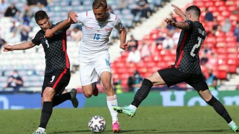 Grupa D: Croaţia – Cehia 1-1. Cehii au șanse mari la optimile EURO 2020