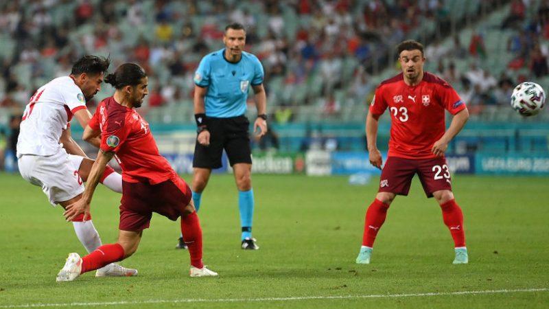 Grupa A: Elveţia – Turcia 3-1, o victorie care nu ajunge decât pentru locul trei
