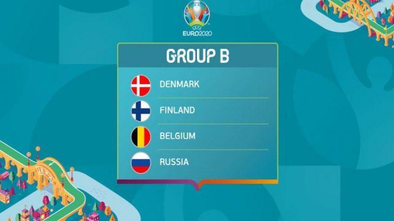 Grupa B: programul partidelor și stadioanele. Belgia este favorită!
