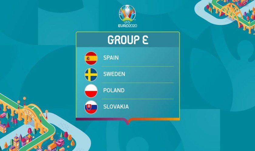 Grupa E: programul partidelor și stadioanele. Spania este favorită clară!