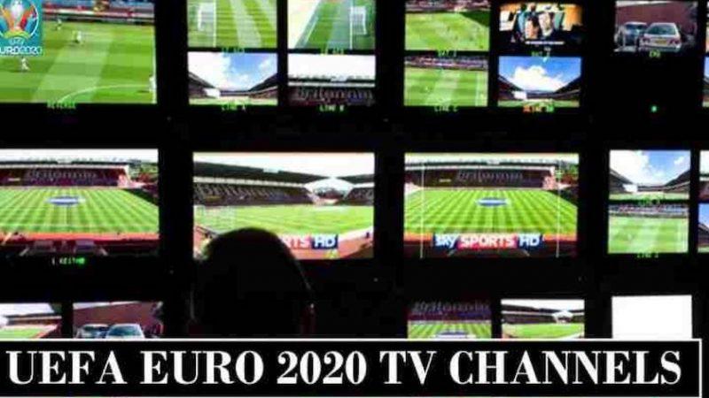Programul și televizările turneului final EURO 2020