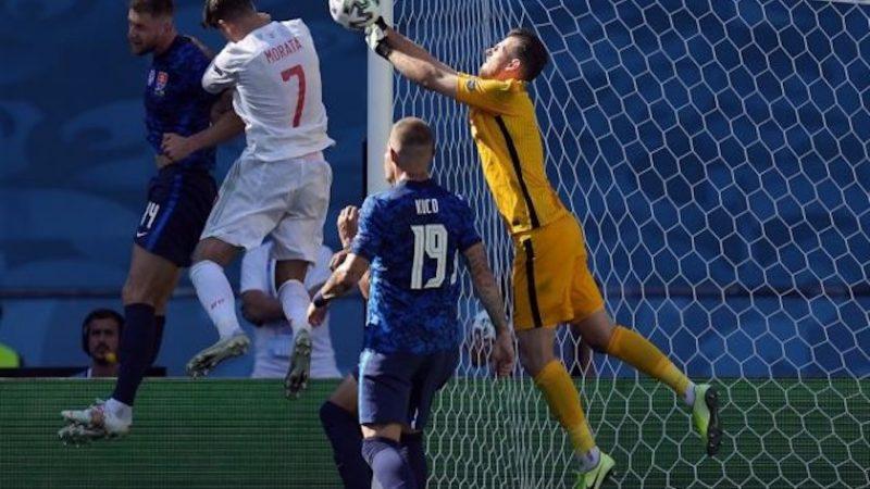 Grupa E: Slovacia – Spania 0-5. Prima victorie a ibericilor le asigură calificarea în optimi