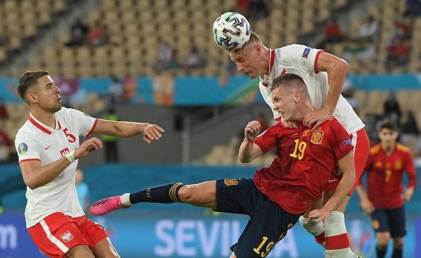 Grupa E: Spania – Polonia 1-1. Spania fără victorie după două partide la EURO 2020!
