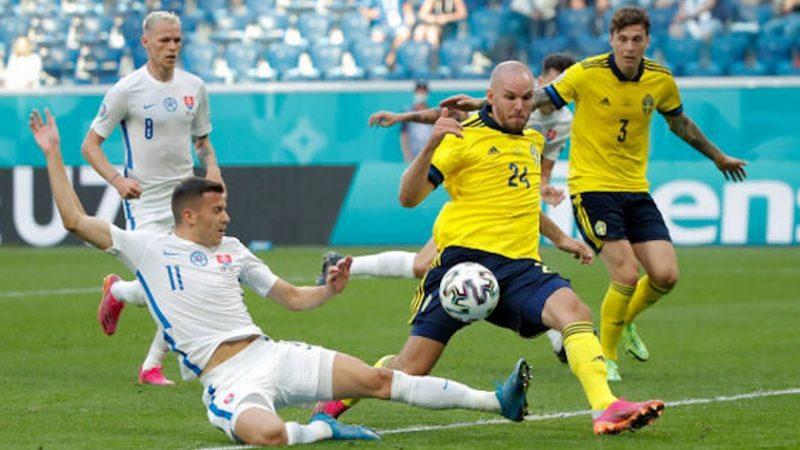 Grupa E: Suedia – Slovacia 1-0. Nordicii sunt cu un pas în optimi