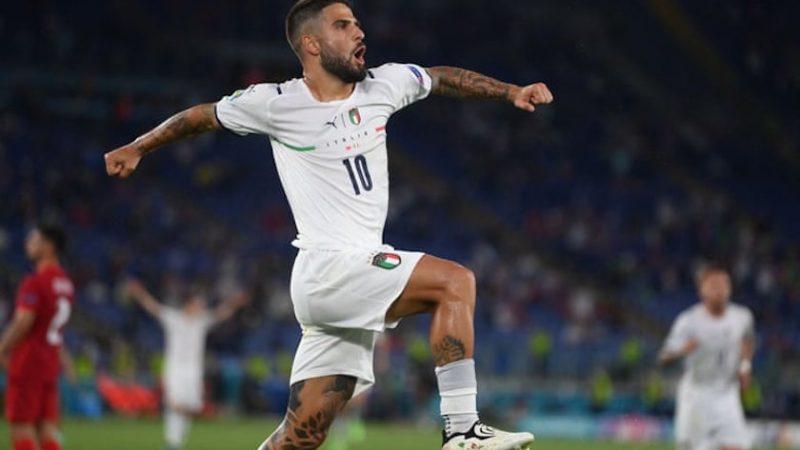 Grupa A: Italia a învins Turcia cu 3-0 în primul meci de la Euro 2020