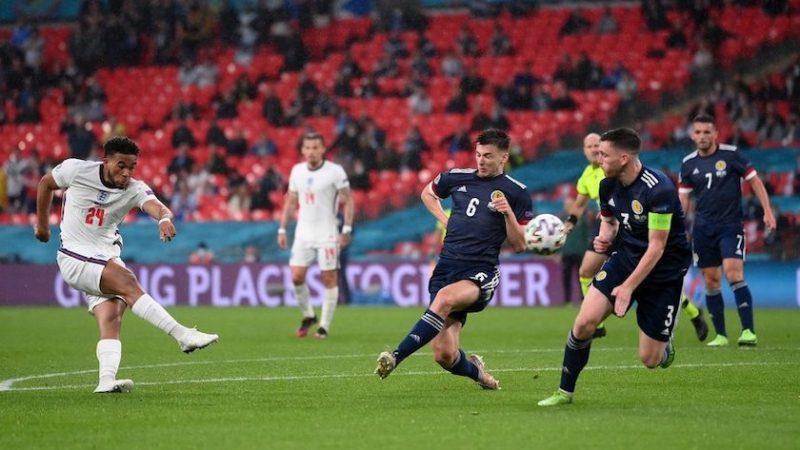 Grupa D: Anglia – Scoţia 0-0. Nimic la nimic în duelul britanic!