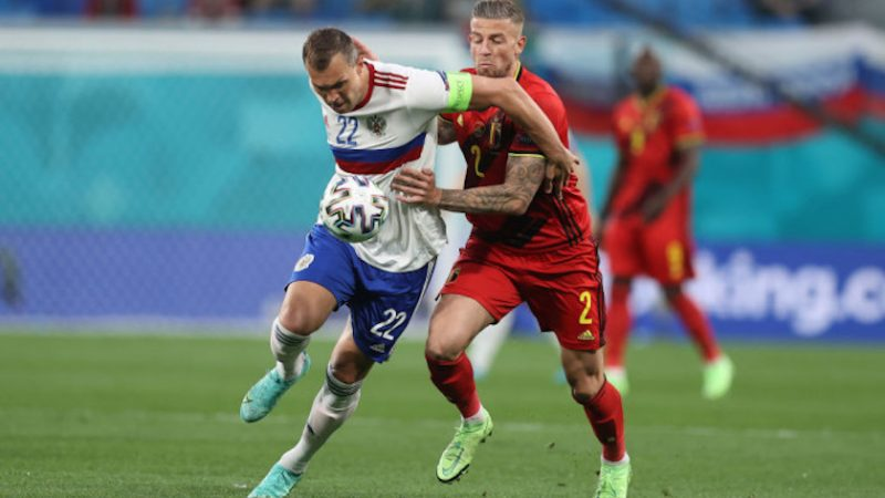 Grupa B: Belgia – Rusia 3-0. Favoriții turneului încep cu dreptul!