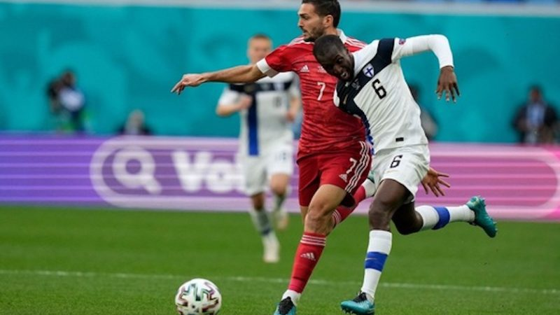 Grupa B: Finlanda – Rusia 0-1. Prima victorie pentru ruși la EURO 2020