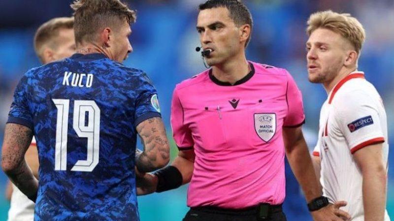 Grupa E: Polonia – Slovacia 1-2. Hațegan acordă primul cartonaș roșu de la Euro 2020