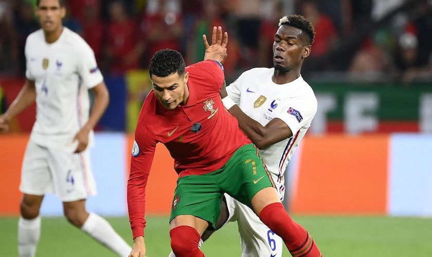 Grupa F: Portugalia – Franţa 2-2, ambele echipe merg mai departe