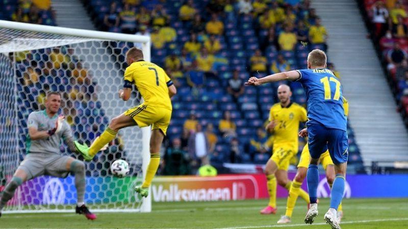 Optimi de finală: Suedia – Ucraina 1-2, final dramatic și o nouă surpriză la EURO 2020