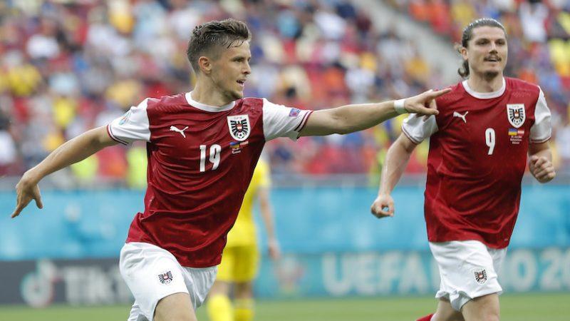 Grupa C: Ucraina – Austria 0-1, victorie și calificare în premieră în optimi!