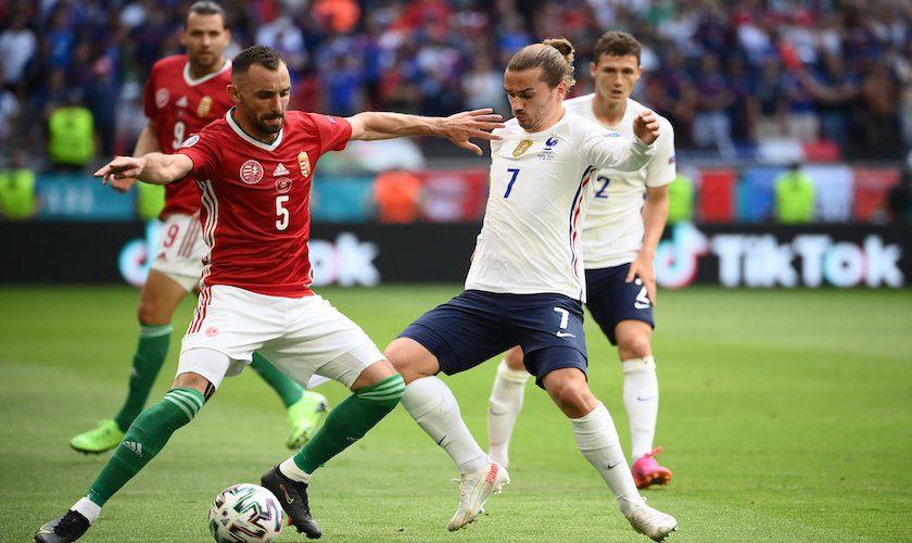 Grupa F: Ungaria – Franţa 1-1! Surpriză imensă la Budapesta!