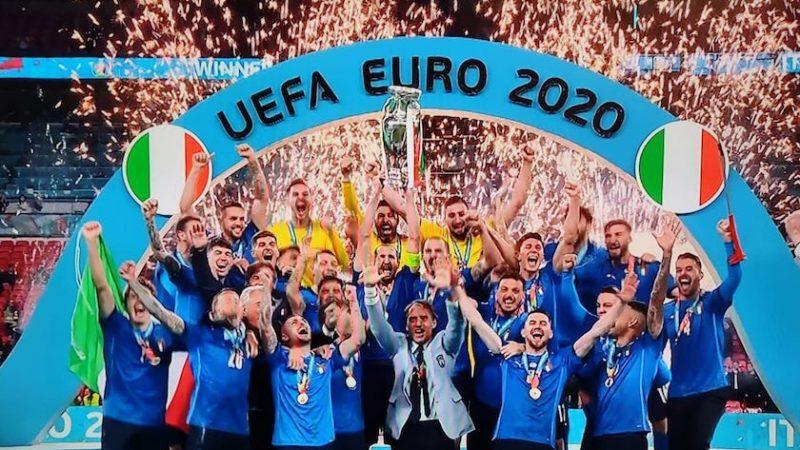 Finala EURO 2020: Italia – Anglia 4-3 după penalty (1-1). Squadra Azzurra este noua campioană a Europei!