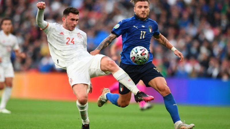 Semifinală EURO 2020: Italia – Spania 5-3 după penaltyuri (1-1). Squadrei Azzurra merge în finală!
